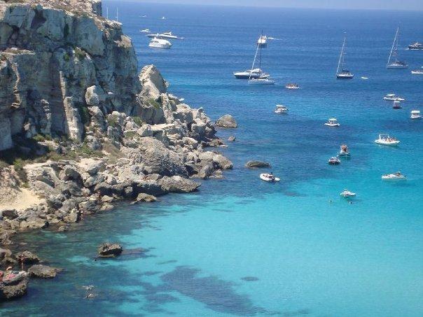 sicilia, insula Favignana