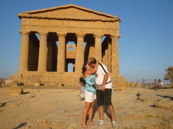 valea templelor , Sicilia
